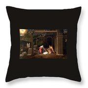 Prevital  Andrea Painting Throw Pillow