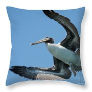 Prey Spotted Throw Pillow