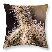 Prick Throw Pillow