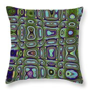 Prickley Pear Tall And Skinny Throw Pillow