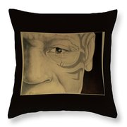 Pride And Sorrow Throw Pillow