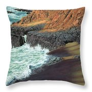 Primal Throw Pillow