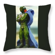 Primaster Throw Pillow