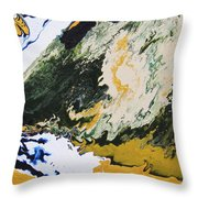 Primeval Throw Pillow