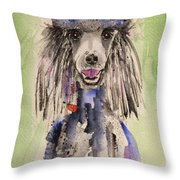 Primp Throw Pillow