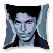 Prince #05 Nixo Throw Pillow