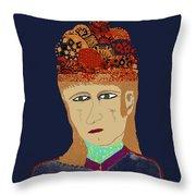 Prince Desire Throw Pillow
