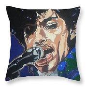Prince Throw Pillow