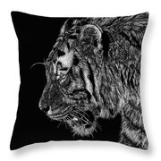 Prince Throw Pillow