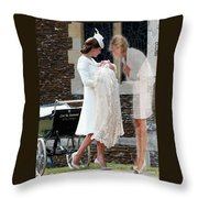 Princess Diana - Viral Image Throw Pillow