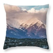 Princeton Panorama 10 Throw Pillow