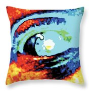 Prismeye, No. 1 Throw Pillow