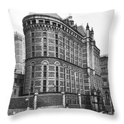 Prison: The Tombs, 1941 Throw Pillow