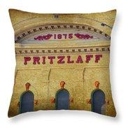 Pritzlaff Throw Pillow
