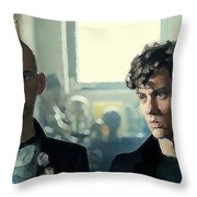Proclivities Throw Pillow