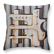 Project Object Series Throw Pillow