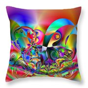 Prological Throw Pillow