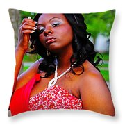 Prom Night 3 Throw Pillow