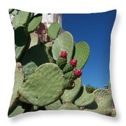Promesas Cumplidas Throw Pillow