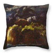 Prometheus 1883 Throw Pillow