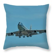 Prominent Symbol Of The American Presidency Throw Pillow