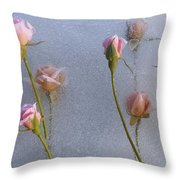 Promise Of New Life Throw Pillow