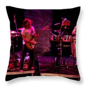 Promise Of The Real Rock Throw Pillow