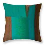 Promised Me An Island Throw Pillow