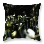 Promises Of Spring. Throw Pillow