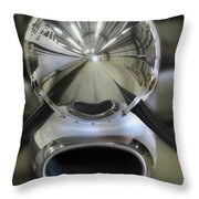 Prop It Open Throw Pillow