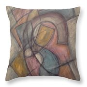 Propeller  Throw Pillow