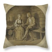 Proposal Throw Pillow