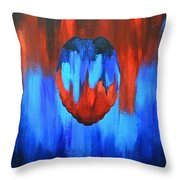 Protect And Serve Throw Pillow by Herschel Fall