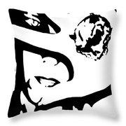 Protect Me Throw Pillow