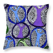 Protection Isolation Throw Pillow