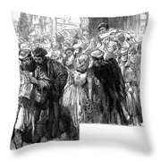 Protestant Reformation Throw Pillow