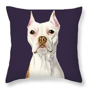 Proud And Tall Throw Pillow