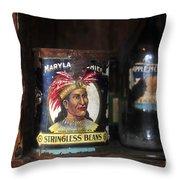 Proud Chief Throw Pillow