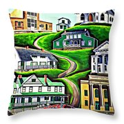 Proud Heritage Throw Pillow