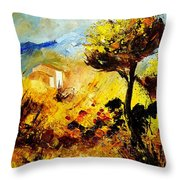 Provence 56 Throw Pillow