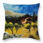 Provence 678965 Throw Pillow
