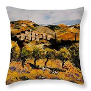 Provence10080 Throw Pillow