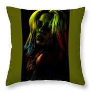 Prowess Throw Pillow