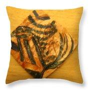 Prudence - Tile Throw Pillow