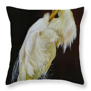 Prudence Throw Pillow
