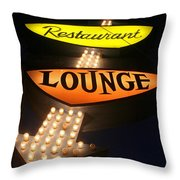 Ps Lounge Throw Pillow