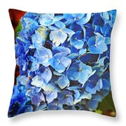 Psalm 33 18 Throw Pillow