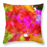Psaumes 35-9 Throw Pillow