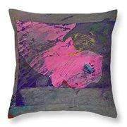 Psycho Warhol Throw Pillow