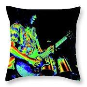 Pt78#27 Enhanced In Cosmicolors #2 Throw Pillow
